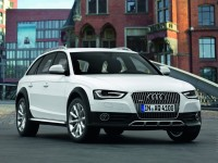 Audi A4 allroad 2012 photo