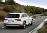 Audi A4 allroad photo