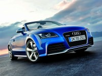 Audi TT RS Roadster photo