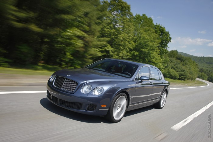 Bentley Continental Flying Spur 2005 – фотография 1