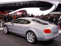 Bentley Continental GT photo