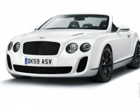 Bentley Continental Supersports Convertible photo