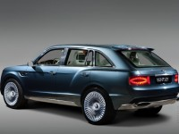 Bentley Bentayga photo