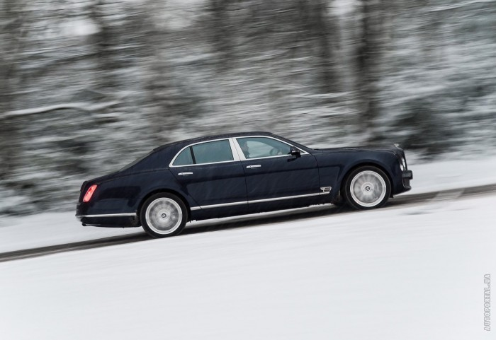 Bentley Mulsanne – фотография 1