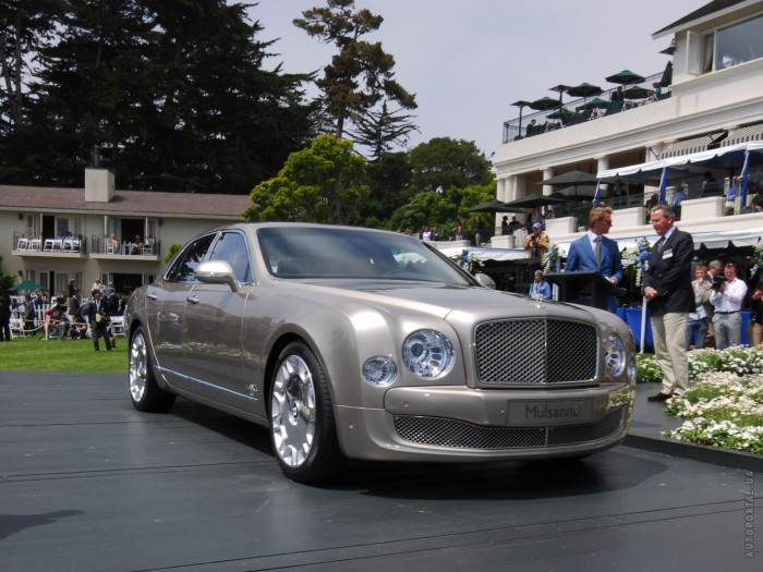 Bentley Mulsanne 2009 – фотография 1