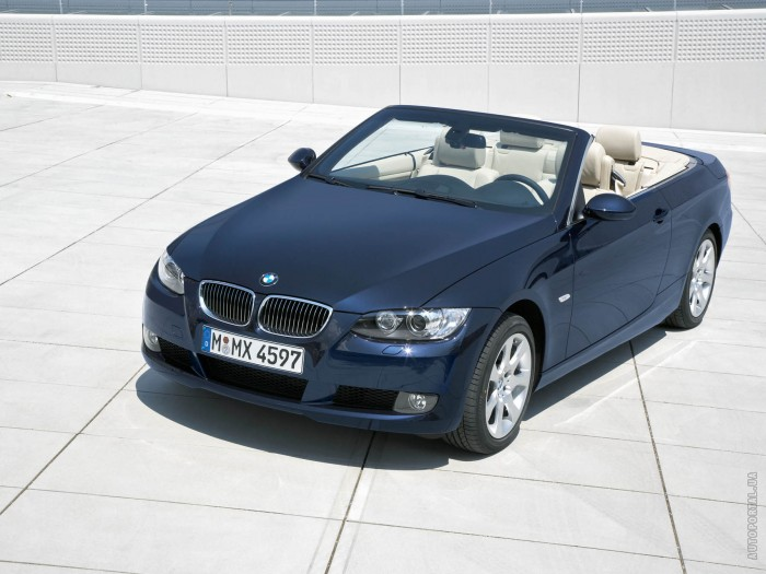 BMW 3 Series Cabriolet – фотография 1