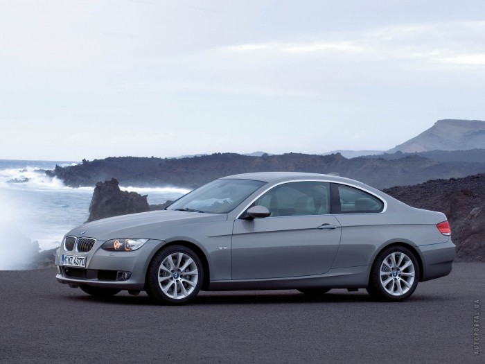 BMW 3 Series Coupe – фотография 1