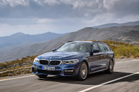 BMW 5 Series Touring photo