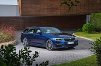 BMW 5 Series Touring New photo