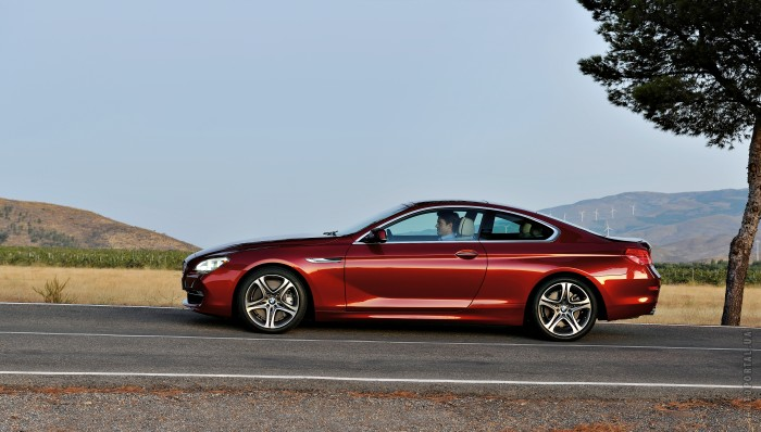 BMW 6 Series Coupe – фотография 1