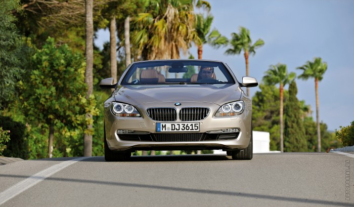 BMW 6 Series Cabriolet – фотография 1
