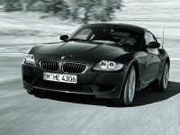 BMW Z4 Coupe photo