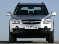 Chevrolet Captiva 2006 photo
