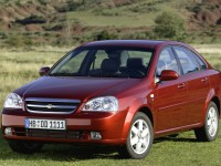 Chevrolet Lacetti photo