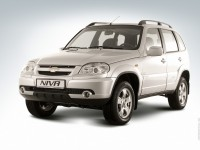 Chevrolet Niva photo