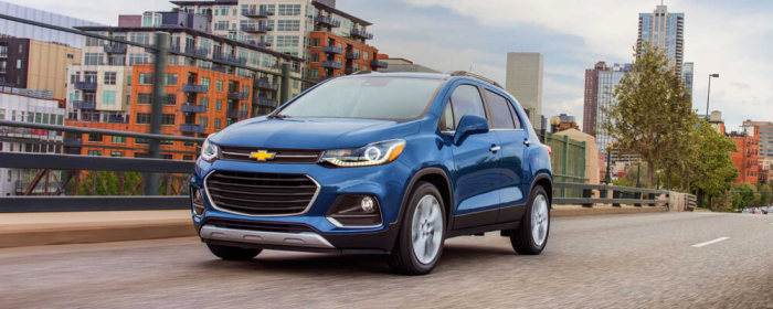 Chevrolet Tracker FL – фотография 1