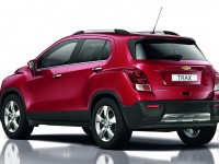 Chevrolet Tracker photo