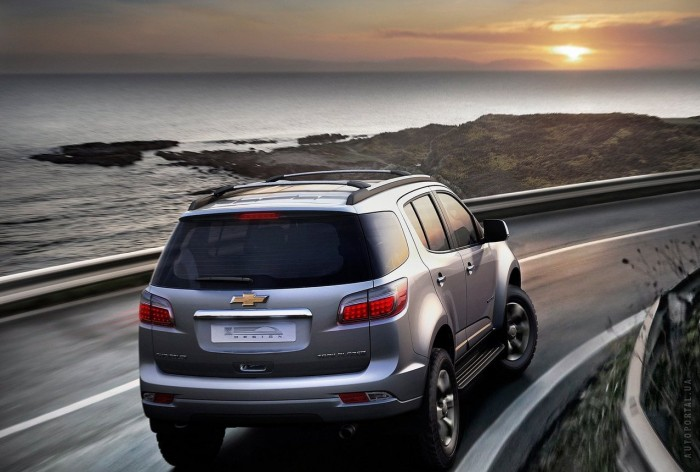 Chevrolet Trailblazer 2012 – фотография 1