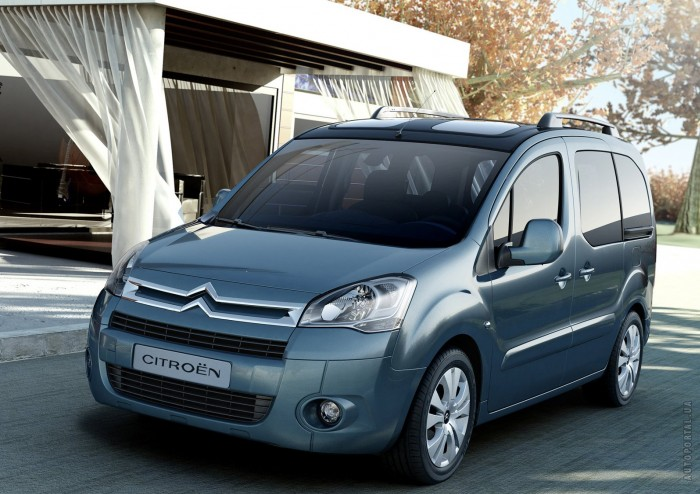Citroen Berlingo VP – фотография 1