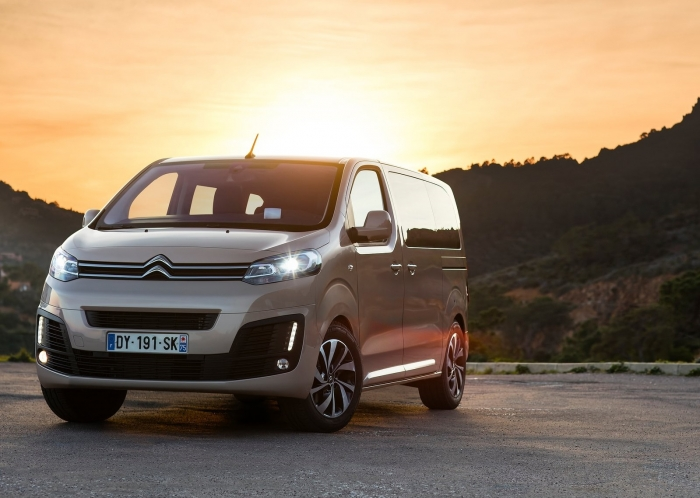 Citroen SpaceTourer – фотография 1