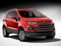 Ford EcoSport 2012 photo