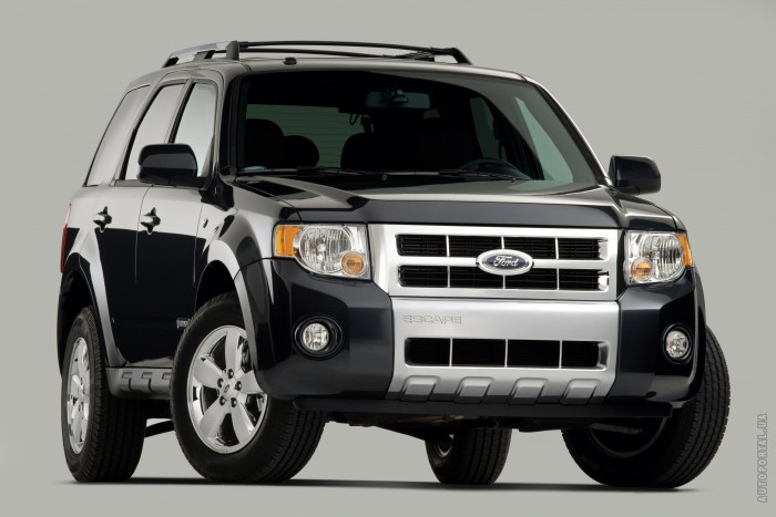 Ford Escape 2010 – фотография 1
