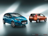 Ford Fiesta 2012 photo