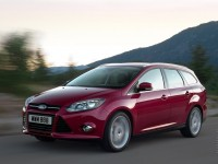 Ford Focus III Estate 2013 photo