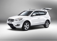 Geely Emgrand X7 photo