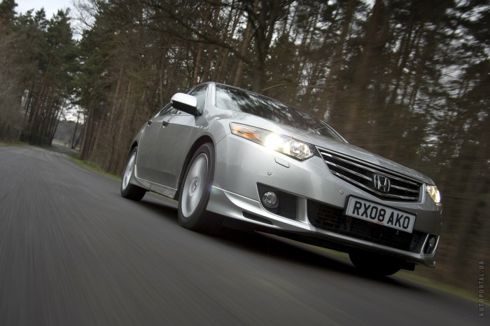 Honda Accord 2008 – фотография 1