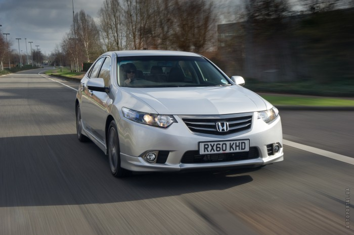 Honda Accord 2011 – фотография 1