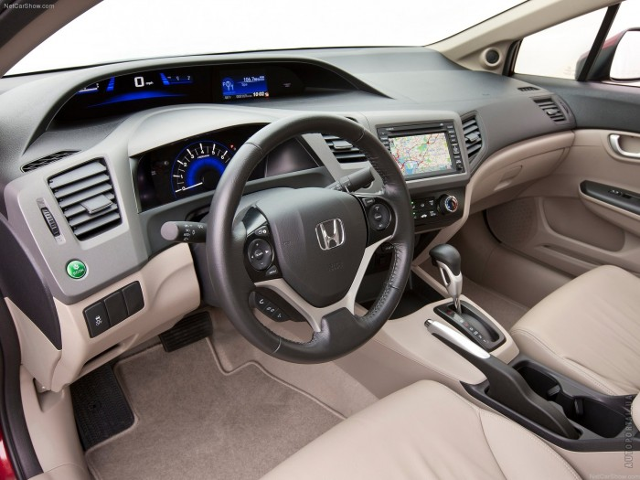 Honda Civic 2012 – фотография 1