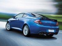 Hyundai Coupe photo