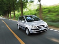 Hyundai Getz photo