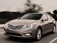Hyundai Grandeur 2012 photo