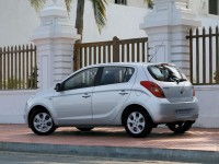 Hyundai i20 2008 photo