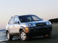 Hyundai Tucson 2004 photo