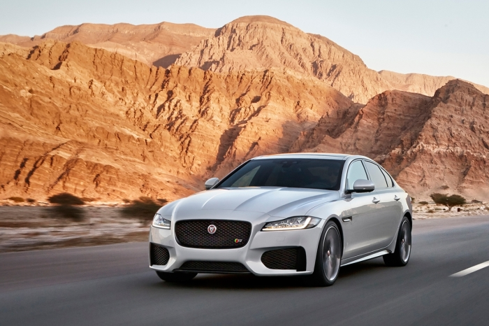 Jaguar XF New – фотография 1