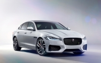 Jaguar XF New photo