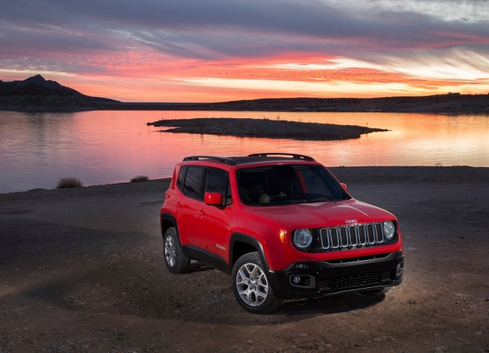 Jeep Renegade – фотография 1