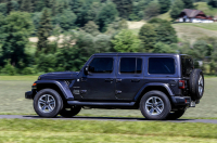Jeep Wrangler Unlimited New photo