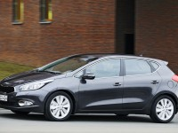 KIA Cee'd JD F/L photo