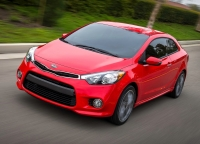 KIA Cerato Koup photo