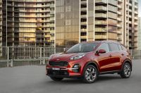 KIA Sportage FL photo