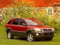 KIA Sportage 2004 photo
