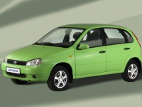 Lada Kalina 1119 photo