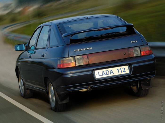 Lada 2112 – фотография 1
