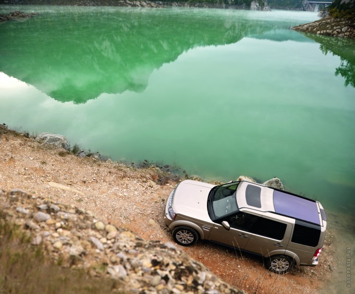 Land Rover Discovery 4 – фотография 1