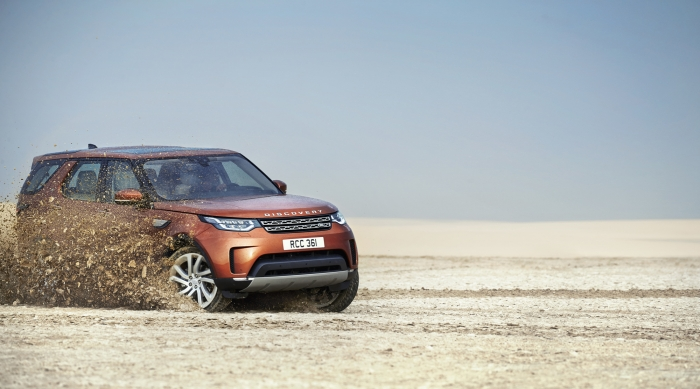 Land Rover Discovery 5 – фотография 1