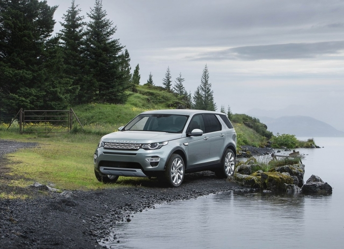 Land Rover Discovery Sport – фотография 1